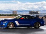 2015 Roush RS3 Mustang TrakPak, 2014 SEMA show