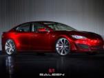 2015 Saleen ST based on the Tesla Model S