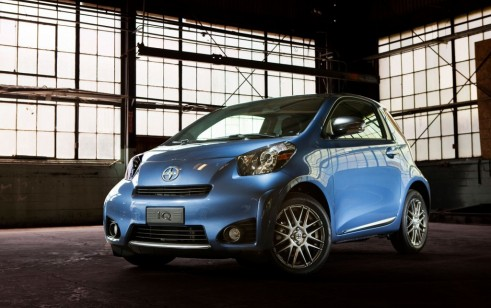 2015 Scion Iq Vs Toyota Yaris Toyota Prius C Mini Cooper Smart