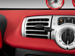 2015 Smart fortwo 2-door Cabriolet Passion Air Vents
