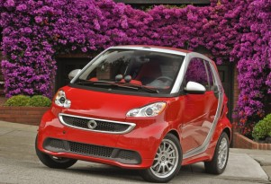 Smart ForTwo Recalled For Steering Bolts Issue