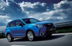 Subaru Releases STI-Enhanced Forester tS In Japan