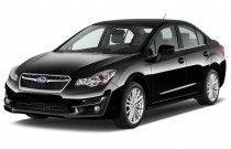 2015 Subaru Impreza 4-door Auto 2.0i Premium Angular Front Exterior View