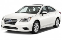 2015 Subaru Legacy 4-door Sedan H4 Auto 2.5i Angular Front Exterior View