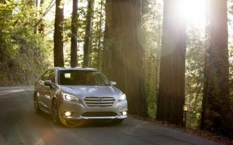 2015 Subaru Legacy First Drive