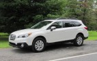 2015 Subaru Outback: Gas Mileage Review Of Crossover Wagon Utility Vehicle