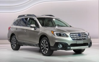 2015 Subaru Outback Gets A Price Hike, Now Starts At $25,745
