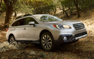 2015 Subaru Outback, Impreza, Legacy, XV Crosstrek, 2016 WRX Recalled To Fix Collision Avoidance