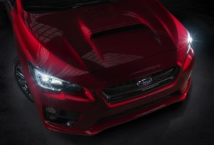 2015 Subaru WRX teased ahead of 2013 Los Angeles Auto Show debut