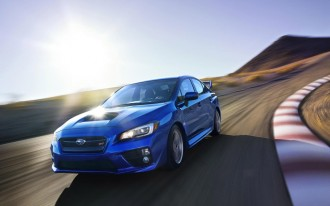 Subaru WRX Leads List For Drivers With Traffic Violations