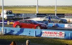 Drag-Racing My Tesla P85D: 71-Year-Old Novice Hits The Strip (Video)