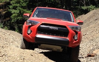 Looking For The 2015 Toyota FJ Cruiser? Meet The TRD Pro 4Runner