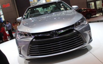 2015 Toyota Camry, Ford CEO Shuffle, Taxi Driver Dodges Tolls: What's New @ The Car Connection