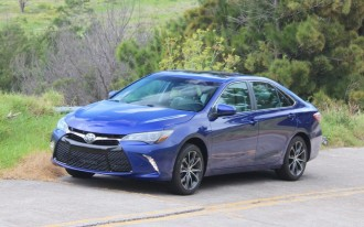 2015 Toyota Camry: First Drive