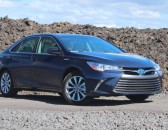2015 Toyota Camry  -  First Drive, September 2014