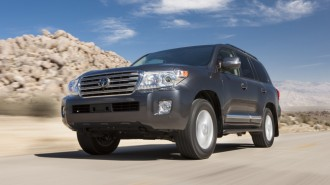 2015 Toyota Land Cruiser