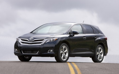 2015 toyota venza vs ford edge gmc terrain honda. Black Bedroom Furniture Sets. Home Design Ideas