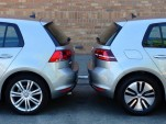 2015 Volkswagen e-Golf Vs. 2015 Volkswagen Golf TDI