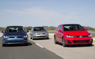VW Golf And Ford F-150 Take 2015 North American Car And Truck Of The Year Awards