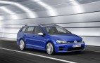 Volkswagen Golf R Variant Revealed Ahead Of L.A. Auto Show