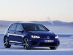 2015 Volkswagen Golf R (Euro spec) - Ice Driving
