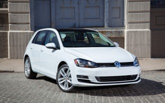 VW Golf, GTI Earn Top Safety Pick+