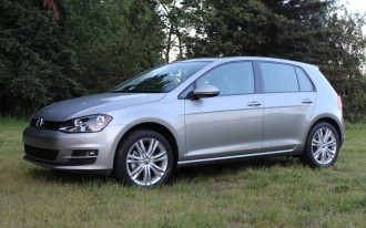 2015 Volkswagen Golf TDI Video Road Test