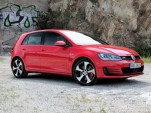 2015 Volkswagen GTI (Euro spec)  -  Preview Drive, April 2013