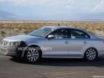 2015 Volkswagen Jetta facelift spy shots