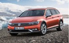 2015 Volkswagen Passat Alltrack Debuting At Geneva Motor Show