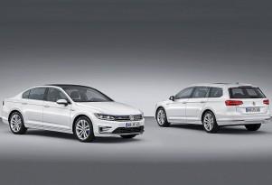 Volkswagen Passat GTE Plug-In Hybrid To Appear At Paris Motor Show