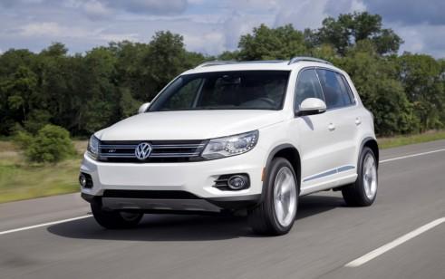 2016 Volkswagen Tiguan Vs Ford Escape Honda Cr V Kia