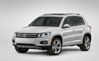 Next Volkswagen Tiguan To Arrive In 2017, With Third-Row Seating