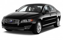 2015 Volvo S80 4-door Sedan T6 AWD Angular Front Exterior View
