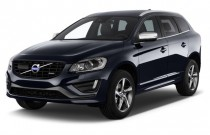 2015 Volvo XC60 AWD 4-door T6 Angular Front Exterior View