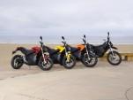2015 Zero electric motorcycle