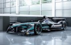 Jaguar unveils I-Type Formula E electric racer