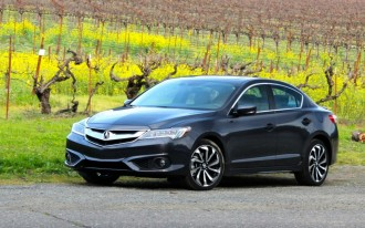 2016 Acura ILX: First Drive