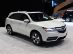 2016 Acura MDX  -  2015 Chicago Auto Show live photos