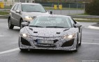 2016 Acura NSX Spy Shots And Video
