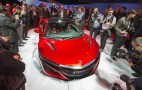 Hotter Acura NSX Type R Planned: Report