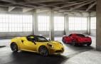 2016 Alfa Romeo 4C And 4C Spider Get Louder, More Carbon Fiber