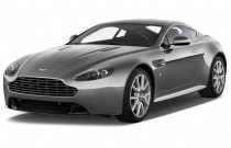 2016 Aston Martin V8 Vantage 2-door Coupe S Angular Front Exterior View