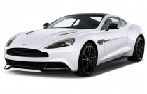 2016 Aston Martin Vanquish 2-door Coupe Angular Front Exterior View