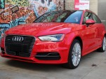 2016 Audi A3 e-Tron Sportback, San Francisco Bay Area, Oct 2015