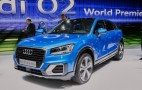 2016 Audi Q2 debuts at Geneva motor show