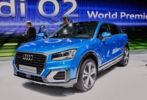 Audi Q2 small SUV debuts at Geneva, another utility vehicle for German luxury brand
