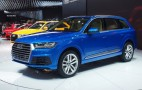 2016 Audi Q7 Revealed At 2015 Detroit Auto Show: Live Photos & Video