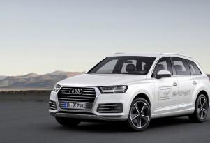 2017 Audi Q7 e-Tron Quattro Diesel Plug-In Hybrid: Live Photos From Geneva Motor Show