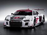 2016 Audi R8 LMS race car